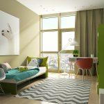 thiết kế phòng ngủ trẻ em sáng tạo hiện đại 10