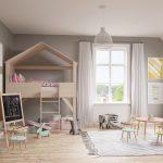 thiết kế phòng ngủ trẻ em sáng tạo hiện đại 23