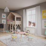 thiết kế phòng ngủ trẻ em sáng tạo hiện đại 24