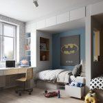 thiết kế phòng ngủ trẻ em sáng tạo hiện đại 27