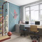 thiết kế phòng ngủ trẻ em sáng tạo hiện đại 28