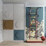 thiết kế phòng ngủ trẻ em sáng tạo hiện đại 30