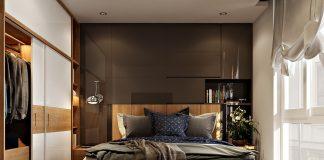 Trang trí phòng ngủ nhỏ trẻ trung hiện đại 10