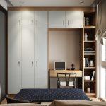 Trang trí phòng ngủ nhỏ trẻ trung hiện đại 7