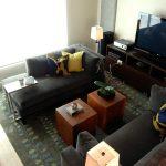 ghế sofa nhỏ cho không gian phòng khách nhỏ 1
