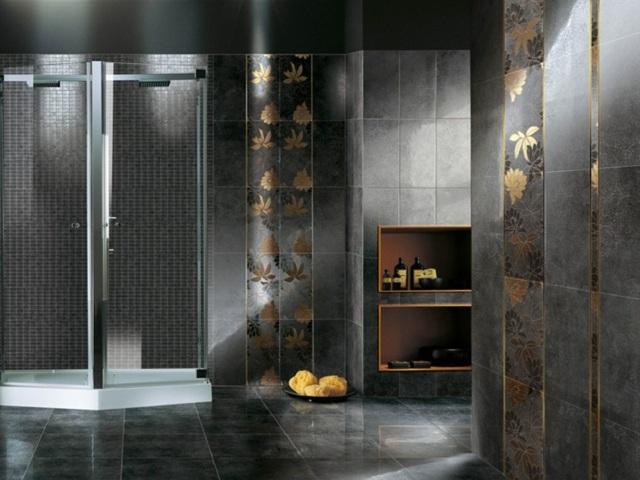 mẫu gạch trang trí nhà tắm đẹp phòng tắm đẹp 1