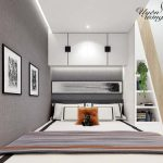 mẫu thiết kế căn hộ thông tầng 19