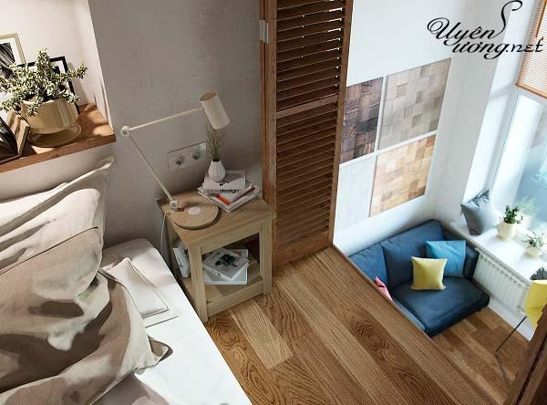 mẫu thiết kế căn hộ thông tầng 5