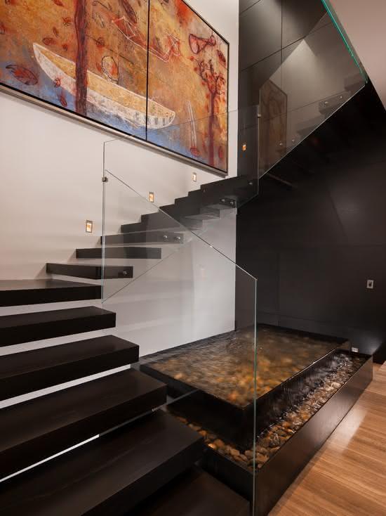 mẫu thiết kế cầu thang gỗ đẹp 22