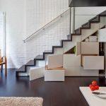 mẫu thiết kế cầu thang gỗ đẹp 30