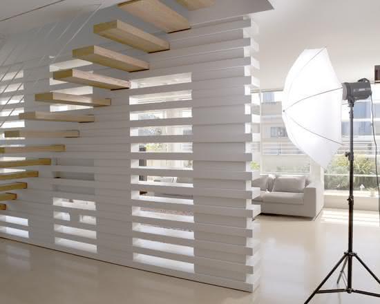 mẫu thiết kế cầu thang gỗ đẹp 40