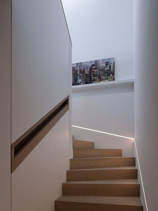 mẫu thiết kế cầu thang gỗ đẹp 58