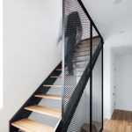 mẫu thiết kế cầu thang gỗ đẹp 59