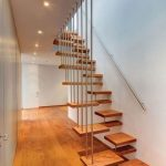 mẫu thiết kế cầu thang gỗ đẹp 72