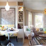 sofa 2 chỗ ngồi đặt trong phòng bếp và phòng khách