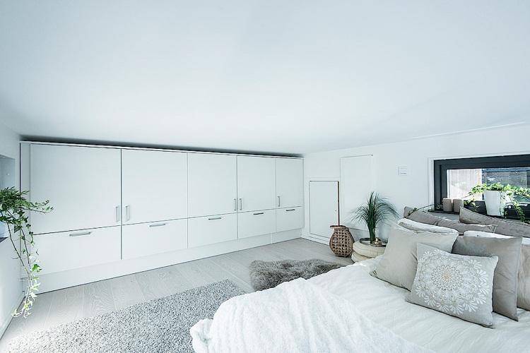 thiết kế căn hộ nhỏ đẹp hạn chế đối nội thất