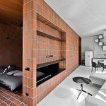 thiết kế căn hộ nhỏ đẹp lựa chọn thiết bị chiếu sáng