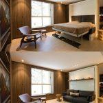 thiết kế căn hộ nhỏ lựa chọn nội thất thông minh