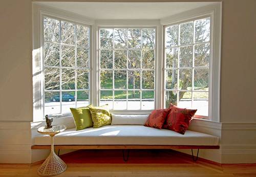 mẫu cửa sổ đẹp, cửa sổ đẹp hiện đại 2018 cho phòng khách nhỏ