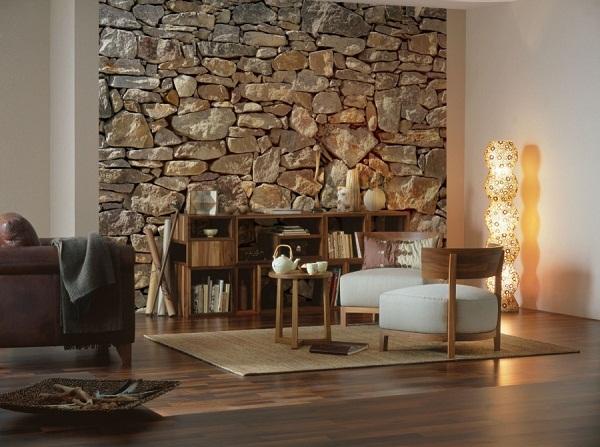 Gạch ốp tường phòng khách - Mẫu gạch ốp tường đẹp cho ngôi nhà bạn