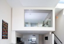 Đẹp mê hồn nhà với một thiết kế tinh tế gác lửng độc đáo