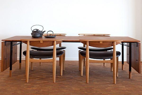 Mẫu bàn ăn hiện đại