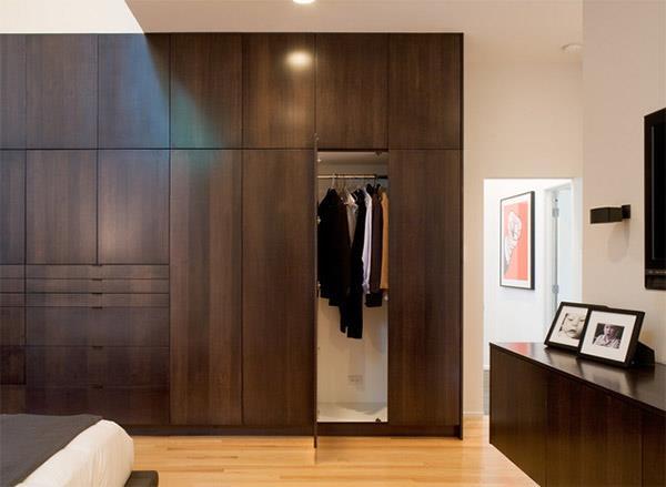 tủ quần áo gỗ đẹp hiện đại