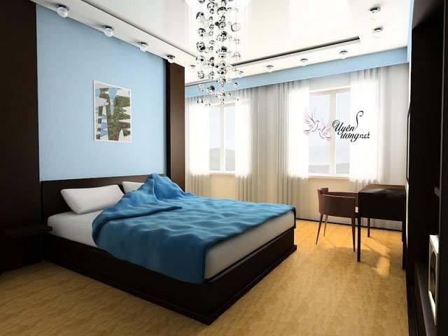 Phòng ngủ đẹp đơn giản hiện đại