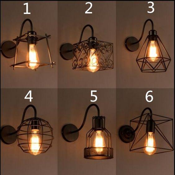 Những mẫu đèn trang trí treo tường kiểu cổ điển