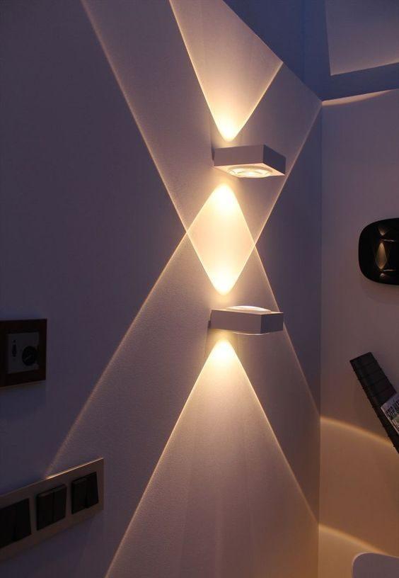 đèn trang trí kiểu hiện đại